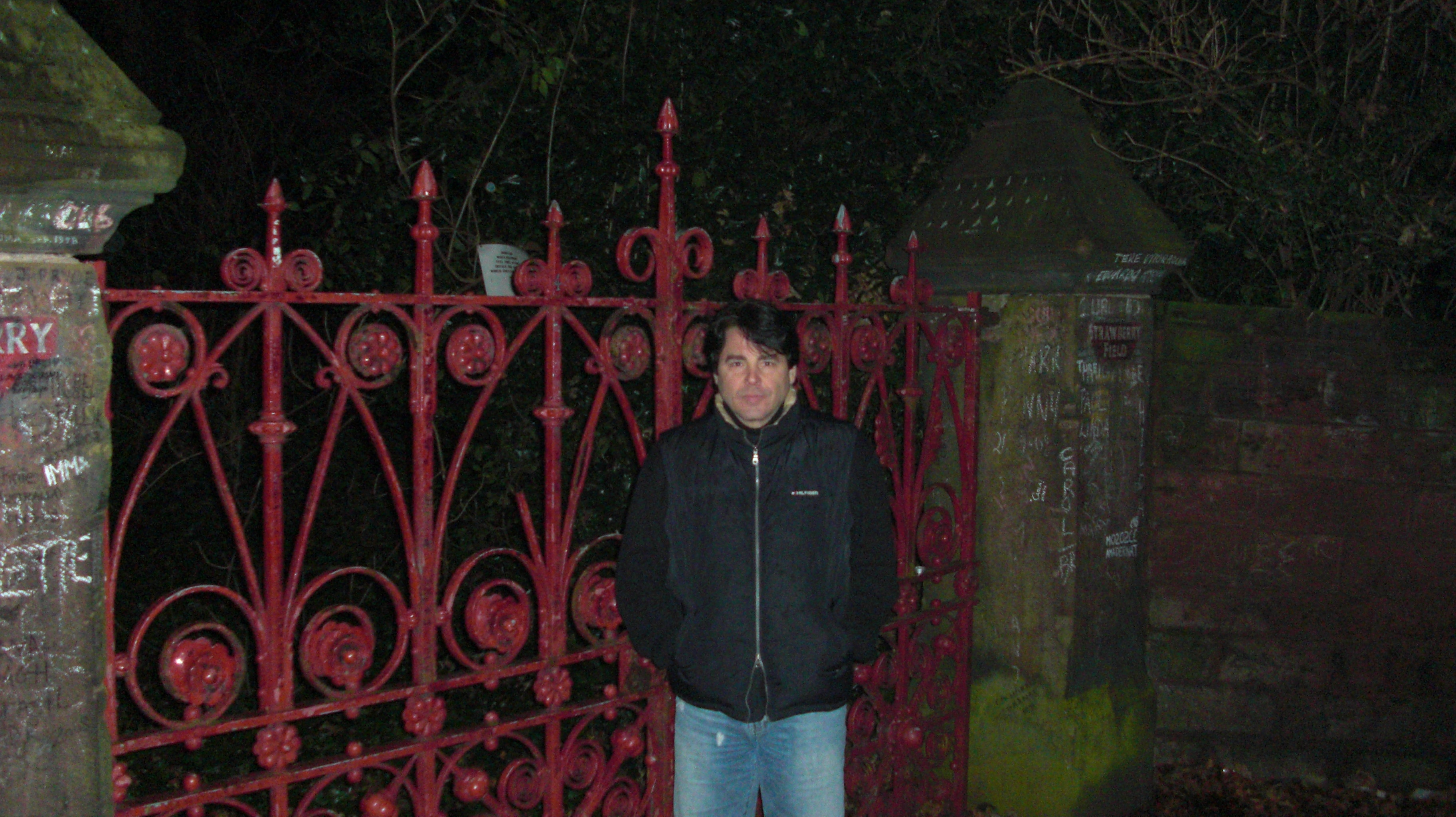 Strawberry Field, Liverpool, UK - 2009