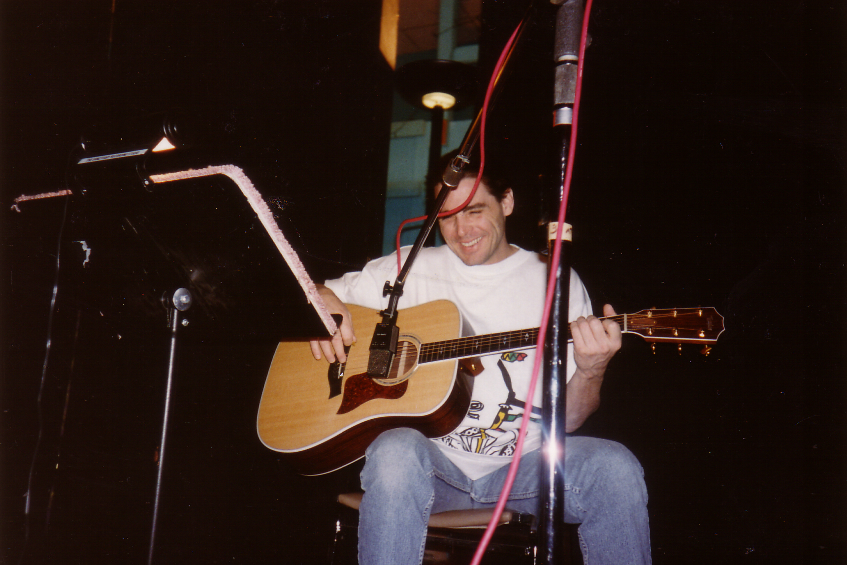 Recording Gray - Nashville, 1995