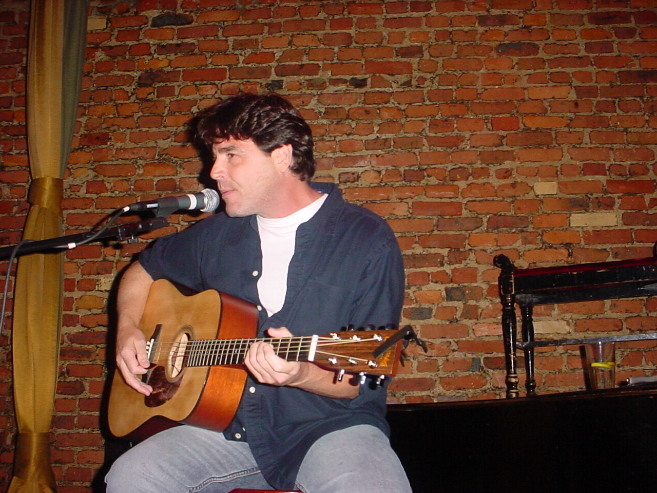 Rockwood Music Hall, NY - 2005
